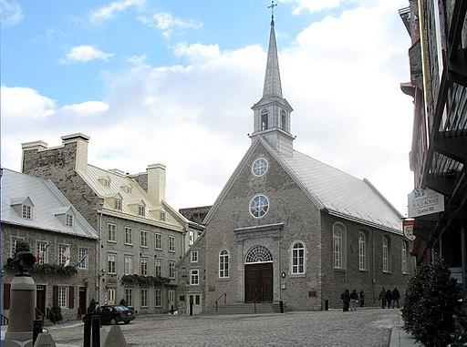 Notre-Dame-des-Victoires Church